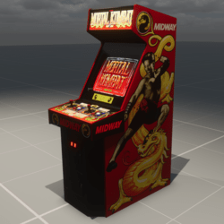 Mortal Kombat 1 Arcade Machine