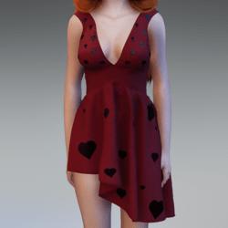 Sephoni Dress Red - Valentine's Day Edition