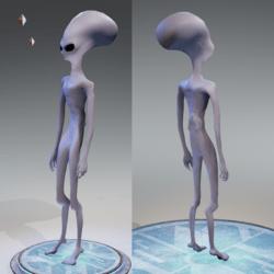 Alien Brian DNA