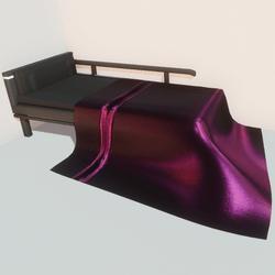 Modern bed - bpnk