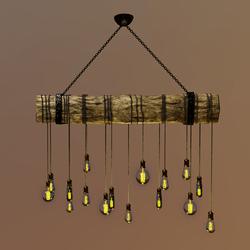 Light Retro Bulb Decoration