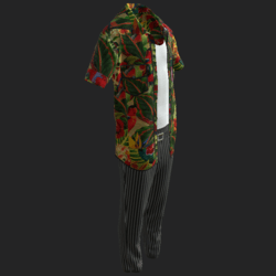 ACE VENTURA   OUTFIT_ G