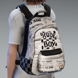 Rudeboy BackPack