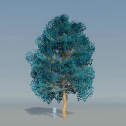 Mpale tree Blue 4