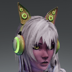 Anubis headphones HOLO-04L