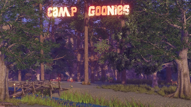 Camp Goonies - The Game