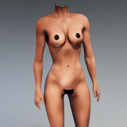 Kismet Body 1A wet (UPDATED) by Apocalypse Bunnies
