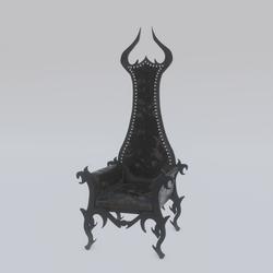 Throne Horns