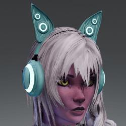 Anubis headphones MNT