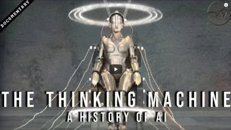 The History of Artificial Intelligence (Documentary, 2019)