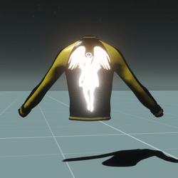 Galileo Jacket Gold/Black