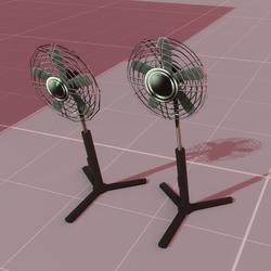 Fan (interactive)