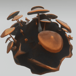Mushroom Group 5