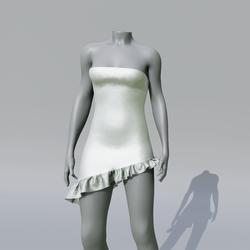 SUZY Venice Asymetrique Dress