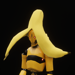 Awesome Giant banana hat