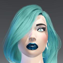 X4 - V4 Blue Scarlet Tessa Avatar