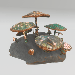 Mushroom Group 3