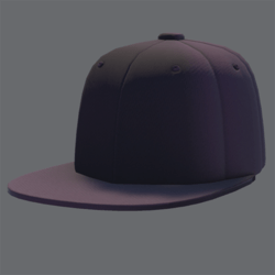 DemiGod Cap Pink [MALE]