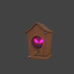Little House With Eyes