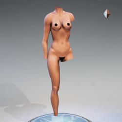 DEMO for Kismet Body 1B by Apocalypse Bunnies
