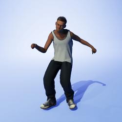 Zombie Hip Hop 2 (M)