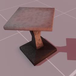 Astra stool bw (gift)