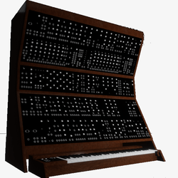 Moog Synthesizer +