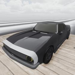 Camaro - Black