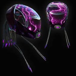 Sci-fi Helmet (female)