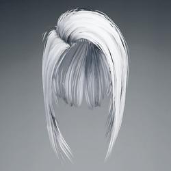 Vinx's Hair Bob White