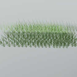 Low poly Grass TX