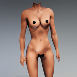 Kismet Body 3A wet (UPDATED) by Apocalypse Bunnies