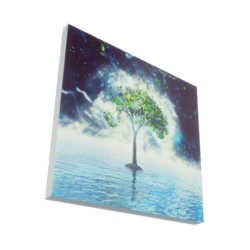 Spirit Tree Digital Artwork Painting