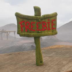 Freebie_Sign