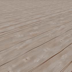 Natural Ash Wood Floor