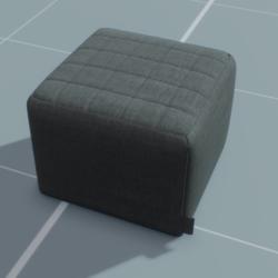 Dark Chair