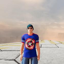 Capitain America T-Shirt