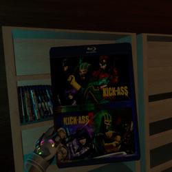kickass double feature bluray case