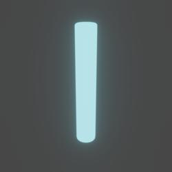 Glow Stick (Light Blue)