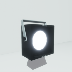 Strobe Light (animated)