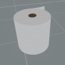 Toilet Roll - Dynamic. Paper towels. Kitchen roll.