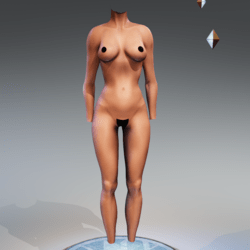 Kismet Body 2A by Apocalypse Bunnies