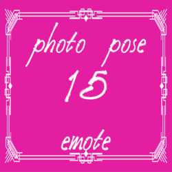 photo pose 15