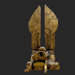 Cleopatra's Throne