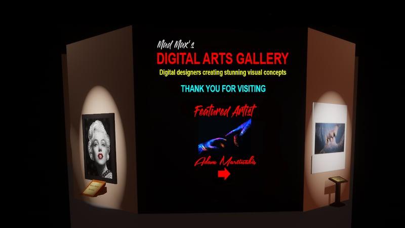 Digital Arts Gallery