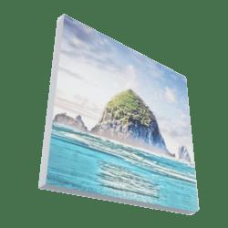 Paradise island 3D Artwork Painting