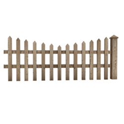 Picket Fence 01_Extend_Left