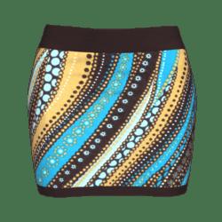 Woman Simple Skirt - Retro 2