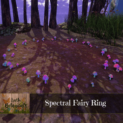 Spectral Fairy Ring