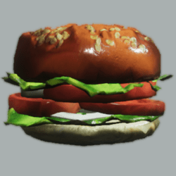 Highgod Veggie Sandwich